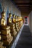 Wata arun od Tajlandia Bangkok fotografia royalty free