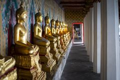 Wata arun od Tajlandia Bangkok obraz royalty free