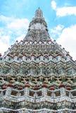 Wata Arun stupa Zdjęcie Stock