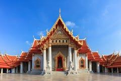 Wata Benchamabophit świątynia Obraz Stock