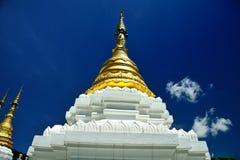 Wata Chedi Sao świątynia Obrazy Stock