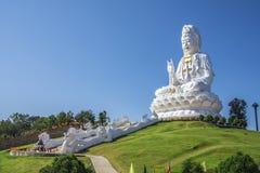 Wata Huay ?liwki Kanga, Chiang Raja, Tajlandia zdjęcie royalty free