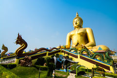 Wata muang ang paska Thailand świątynia Fotografia Stock