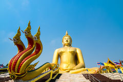 Wata muang ang paska Thailand świątynia Obraz Stock