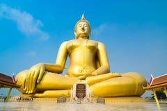 Wata muang ang paska Thailand świątynia Zdjęcia Stock