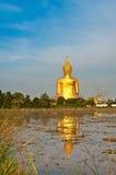Wata muang ang paska Thailand świątynia Zdjęcie Royalty Free
