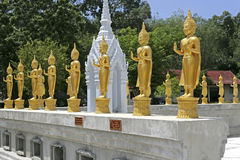 Wata Nam Noi Nai w Hatyai, Tajlandia Obraz Stock