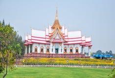 Wata Non Kum Tajlandia świątynia Fotografia Stock