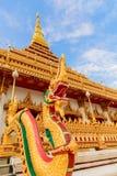 Wata Nong Wang świątynia Zdjęcia Royalty Free