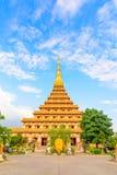 Wata Nong Wang świątynia Obrazy Stock