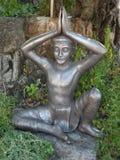 Wata Pho masażu Tajlandzkiej szkoły Usługowy centrum fotografia stock