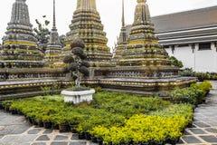 Wata Pho ?wi?tynia Opiera Buddha lub Wat Phra Chetuphon, lokalizujemy za ?wi?tyni? Szmaragdowy Buddha i a fotografia stock