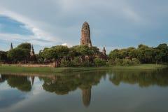 Wata Phra baran Fotografia Stock
