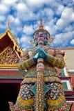Wata Phra Kaew świątynia w Bangkok, Tajlandia Obrazy Stock