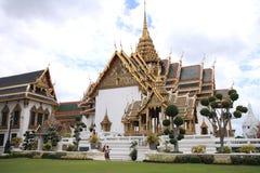 Wata phra kaew, Bangkok, Tajlandia Zdjęcia Stock