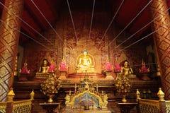 Wata phra singh Zdjęcie Stock