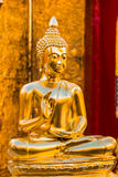 Wata phra ten doi suthep Thailand Obrazy Royalty Free