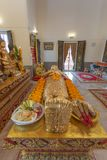 Wata Pranon świątynia fotografia stock