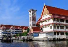 Wata Soja pasek w Bangkok, Tajlandia Obrazy Stock