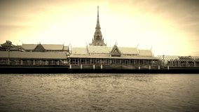 Wata sothon świątynia Tajlandia Zdjęcia Stock