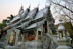 Wata Sri Suphan srebra świątynia w Chiang Mai Obraz Royalty Free