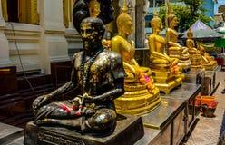 Wata Traimit Buddyjska ?wi?tynia w Bangkok, Tajlandia obraz stock