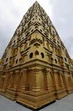 wata wiwekaram Wang świątyni Fotografia Royalty Free