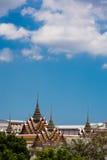 Wata yannawa świątynny inBangkok Tajlandia obraz royalty free