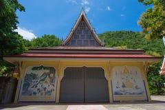 Wata zakazu Tham świątynia, Tajlandia Zdjęcie Royalty Free