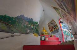 Wata zakazu Tham świątynia, Tajlandia Fotografia Stock