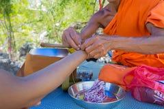 Wata zakazu Tham świątynia, Tajlandia Zdjęcie Stock