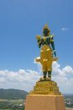 Wata zakazu Tham świątynia, Tajlandia Obrazy Royalty Free