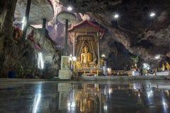 Wata zakazu Tham świątynia, Tajlandia Zdjęcia Royalty Free