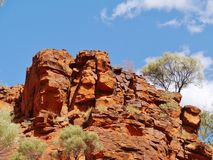 Watarrka National Park Royalty Free Stock Image