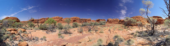 Watarrka National Park royalty free stock images