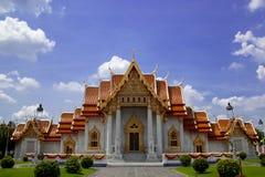 Watbencha tempel royaltyfria bilder