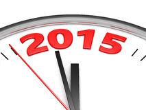 Watch 2015 Stock Photography