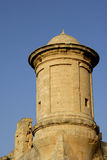 Watch. Ancient watch tower in the island of malta Royalty Free Stock Image