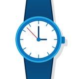 watch stock illustrationer