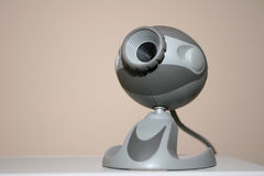 Watch. Up Close with a Web Camera, can represent many thing Royalty Free Stock Photography