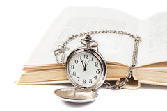 Watch and book Stock Photos