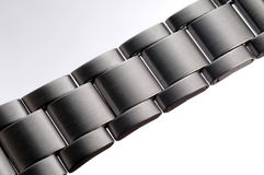 Watch bracelet Stock Image