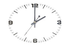 Watch or clock Royalty Free Stock Images