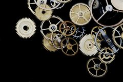 Free Watch Cogs Royalty Free Stock Photo - 2645105