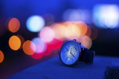 Watch dream abstract Royalty Free Stock Photo
