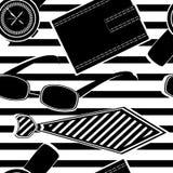 watch för handväska för bakgrundsexponeringsglasslips Royaltyfri Bild