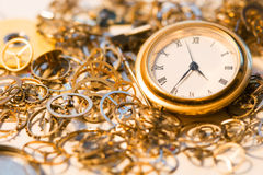 Clockwork Stock Images