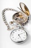 Watch Gears Stock Image