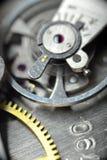 Watch gears close up Stock Photos