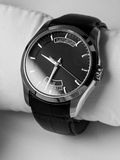 Watch. The watch has been from the simple timing tool became a kind of fashion jewelry royalty free stock image